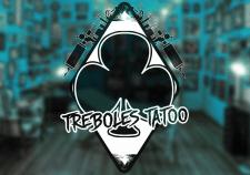 Логотип для тату салона