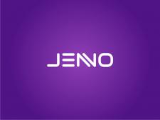 Логотип для DJ JENNO
