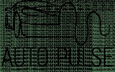"Логотип интернет-магазина запчастей ""Auto Pulse"""
