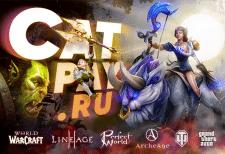 Баннер для постов в VK игрового сайта