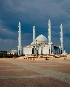 Мечеть ХазиретСултан