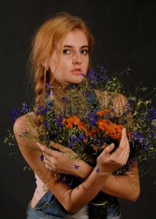 Портретное фото
