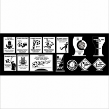 векторные макеты для плоттерной резки