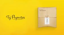 """Логотип для бренду """"by Pugovitsa"""""""
