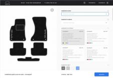 Интернет-магазин аксессуаров для автомобилей