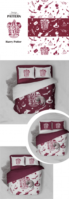 Дизайн паттерна для коллекции постельного белья