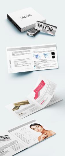 Разработка каталога JALOR