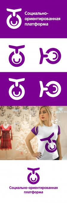 Логотип для социальной платформы