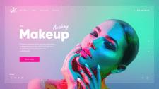 Концепт для академии Makeup