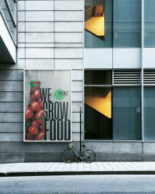 Постер Heinz urban style