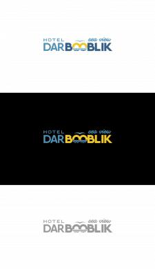 "Логотип для отеля ""DarBooblik Sea View"""
