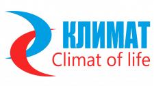 """Логотип для фирмы """"Климат+"""""""