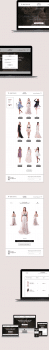Веб-сервис аренды вечерних платьев