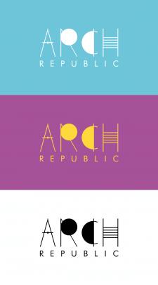 Логотип для архитектурной студии