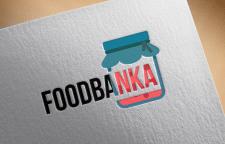 Логотип для компании еды в банках