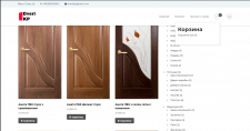 Интернет магазин Межкомнатных дверей.