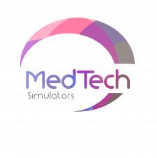 Логотип медицинских тренажеров