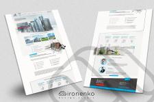 Разработка сайта строительной компании ФЕРУМ