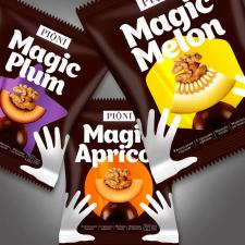 Упаковка сладостей