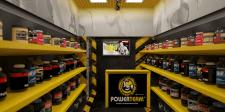 Power Team магазин спортпита