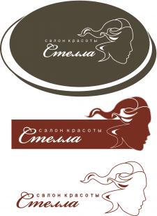 разработка логотипа для салона красоты