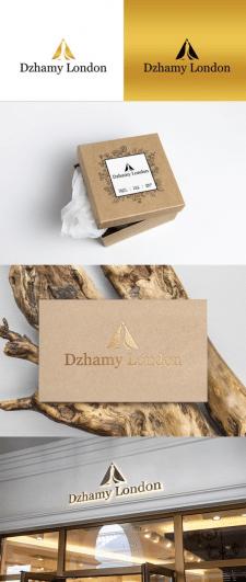 Dzhamy London - логотип для бренда женских платьев