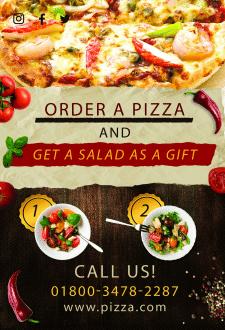 Flyer Pizza