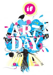Иллюстрация для афиши местного арт-фестиваля