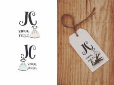 Логотип для салона свадебных платьев