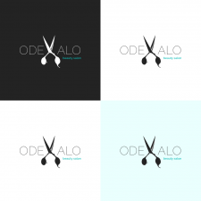 Логотип для салона красоты Odeyalo