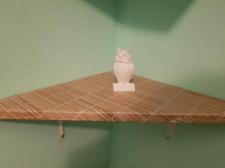 Декоративні красива, оригінальна фігурка сови