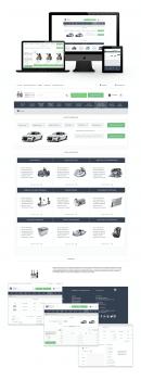 Разработка дизайна сайта для Cardan