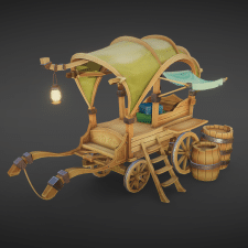 Trade's cart model