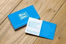визитка для Quazom