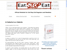 Сайт для тех кто хочет похудеть