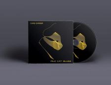 Обложка для дисков в стиле джаз