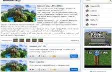 Магазин игровых аккаунтов и ключей Майнкрафт
