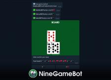 Игра на основе Telegram-бота