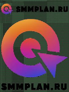 "Логотип ""SMMPLAN.RU"""