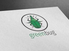 Лого «GreenBug»