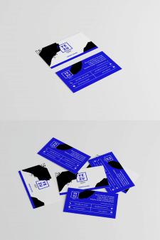 YEZU. Business card