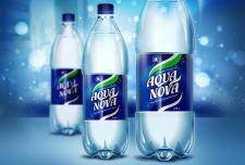 Упаковка столовой воды Aqua Nova