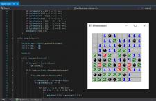 Игра «Сапер» на С++/SFML