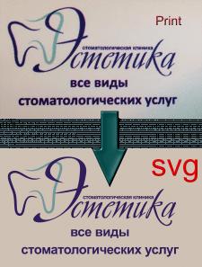 Переведення в вектор