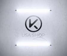 Логотип для онлайн-магазина одежды