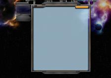 Эскиз интерфейса страницы игрового сайта