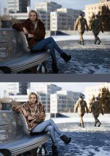 Ретушь фото, фотосессии в Харькове.