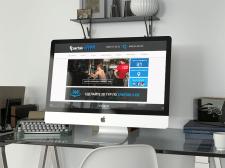 Сайт Фитнес-центра