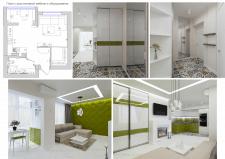 Квартира 40 м2 (Киев)