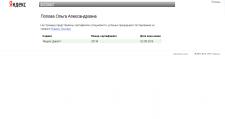 Сертификат специалиста по Яндекс.Директ